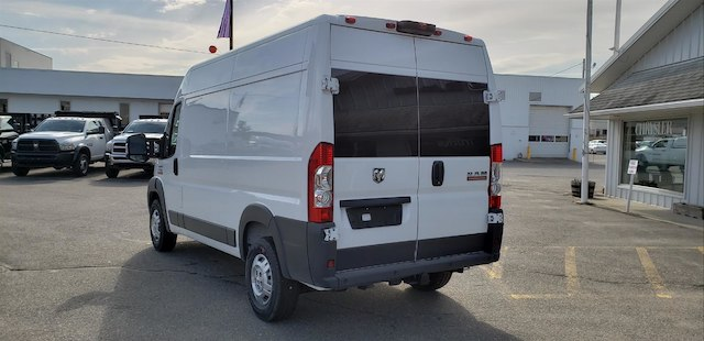 2018 ProMaster 2500 High Roof,  Empty Cargo Van #N18136 - photo 4