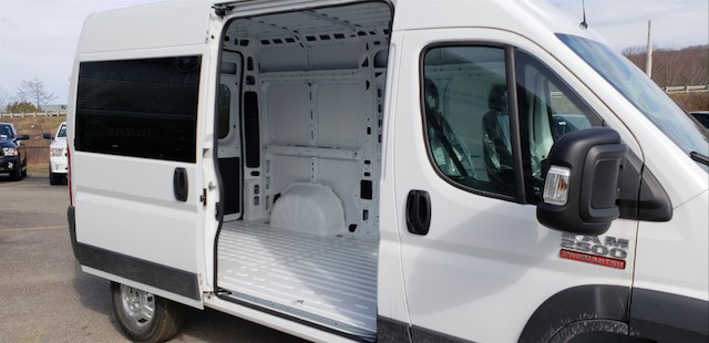 2018 ProMaster 2500 High Roof,  Empty Cargo Van #N18136 - photo 6