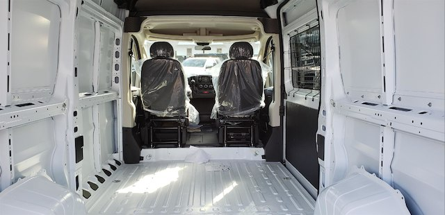 2018 ProMaster 2500 High Roof,  Empty Cargo Van #N18136 - photo 2