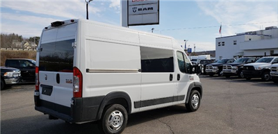 2018 ProMaster 2500 High Roof, Cargo Van #N18136 - photo 5