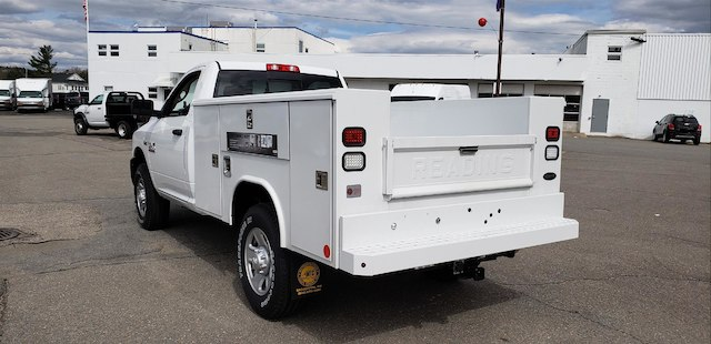 2018 Ram 2500 Regular Cab 4x4,  Reading Classic II Steel Service Body #N18150 - photo 2