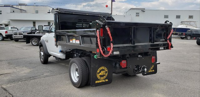 2018 Ram 5500 Regular Cab DRW 4x4,  Dump Body #N18163 - photo 2