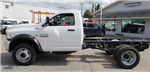 2018 Ram 5500 Regular Cab DRW 4x4, Cab Chassis #N18163 - photo 3