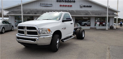 2018 Ram 3500 Regular Cab DRW 4x4,  Cab Chassis #N18165 - photo 1