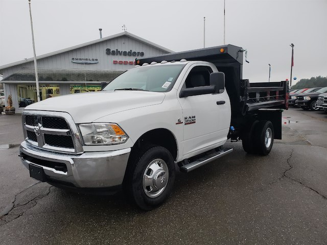 2018 Ram 3500 Regular Cab DRW 4x4,  Galion Dump Body #N18166 - photo 1