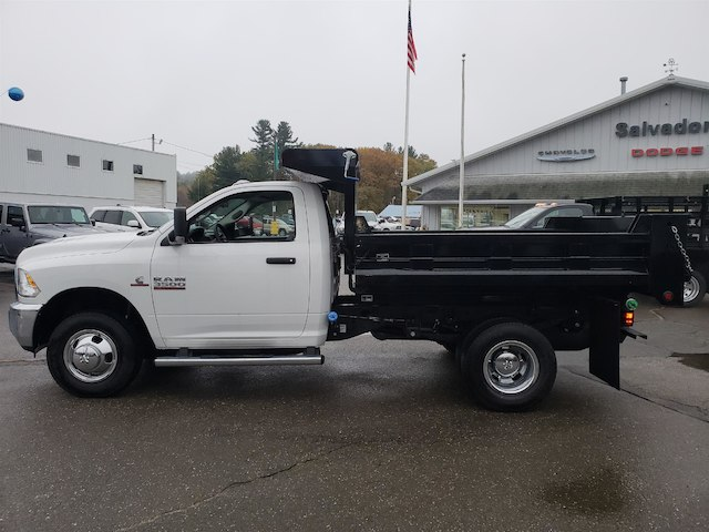 2018 Ram 3500 Regular Cab DRW 4x4,  Galion Dump Body #N18166 - photo 5