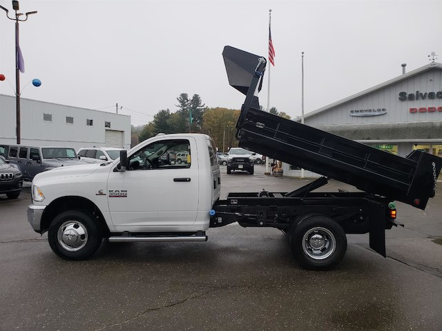 2018 Ram 3500 Regular Cab DRW 4x4,  Galion Dump Body #N18166 - photo 6