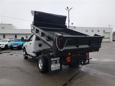 2018 Ram 3500 Regular Cab DRW 4x4,  Galion Dump Body #N18166 - photo 3