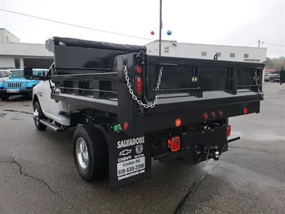 2018 Ram 3500 Regular Cab DRW 4x4,  Galion Dump Body #N18166 - photo 2