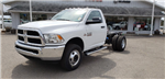 2018 Ram 3500 Regular Cab DRW 4x4,  Cab Chassis #N18166 - photo 1