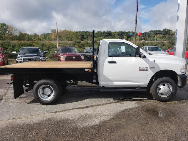 2018 Ram 3500 Regular Cab DRW 4x4,  Reading Platform Body #N18167 - photo 6