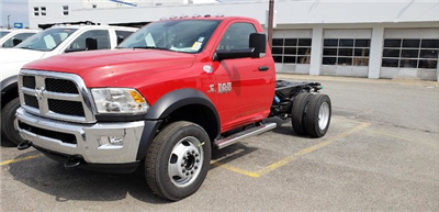 2018 Ram 5500 Regular Cab DRW 4x4,  Cab Chassis #N18169 - photo 1