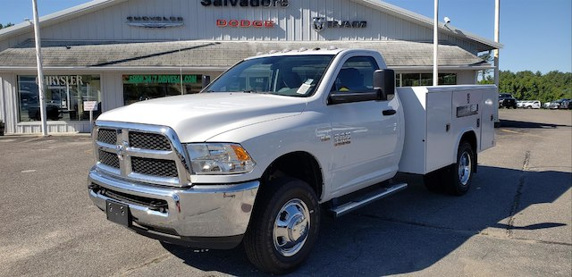 2018 Ram 3500 Regular Cab DRW 4x4,  Cab Chassis #N18176 - photo 3