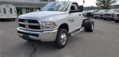 2018 Ram 3500 Regular Cab DRW 4x4,  Cab Chassis #N18176 - photo 1