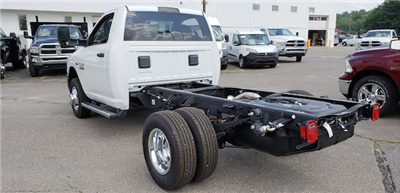 2018 Ram 3500 Regular Cab DRW 4x4,  Cab Chassis #N18176 - photo 2