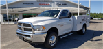 2018 Ram 3500 Regular Cab DRW 4x4,  Reading Classic II Steel Service Body #N18176 - photo 1
