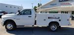 2018 Ram 3500 Regular Cab DRW 4x4,  Reading Classic II Steel Service Body #N18176 - photo 5