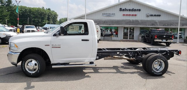 2018 Ram 3500 Regular Cab DRW 4x4,  Cab Chassis #N18177 - photo 2