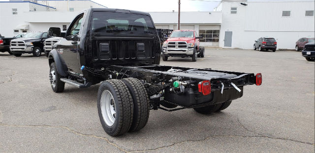 2018 Ram 5500 Regular Cab DRW 4x4, Cab Chassis #N18179 - photo 2