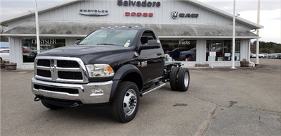 2018 Ram 5500 Regular Cab DRW 4x4, Cab Chassis #N18179 - photo 1