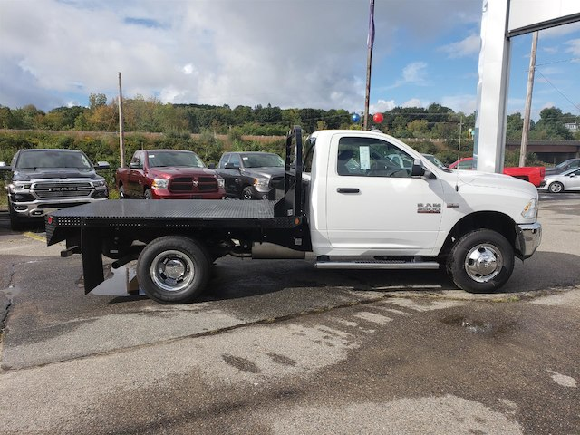 2018 Ram 3500 Regular Cab DRW 4x4,  Reading Redi-Dek Platform Body #N18180 - photo 4