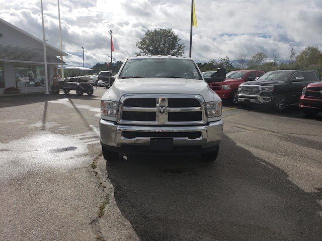 2018 Ram 3500 Regular Cab DRW 4x4,  Reading Redi-Dek Platform Body #N18180 - photo 5