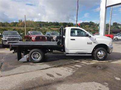 2018 Ram 3500 Regular Cab DRW 4x4,  Cab Chassis #N18180 - photo 4