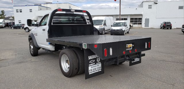 2018 Ram 5500 Regular Cab DRW 4x4,  Platform Body #N18183 - photo 2
