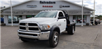 2018 Ram 5500 Regular Cab DRW 4x4,  Platform Body #N18183 - photo 1