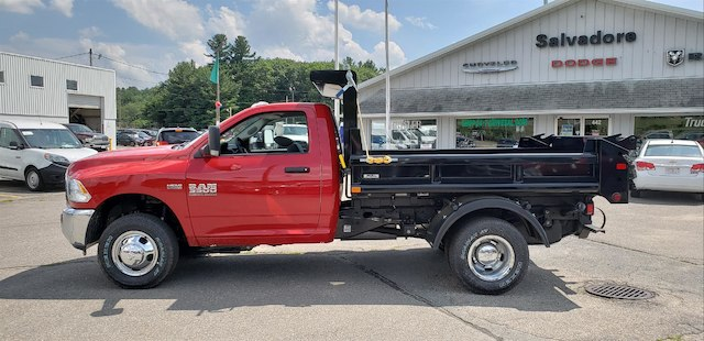 2018 Ram 3500 Regular Cab DRW 4x4,  Dump Body #N18203 - photo 3