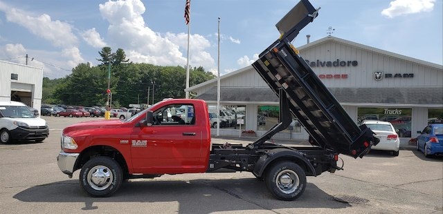 2018 Ram 3500 Regular Cab DRW 4x4,  Dump Body #N18203 - photo 6