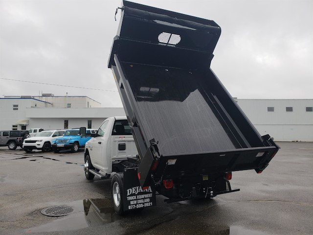 2018 Ram 3500 Regular Cab DRW 4x4,  Rugby Dump Body #N18215 - photo 6