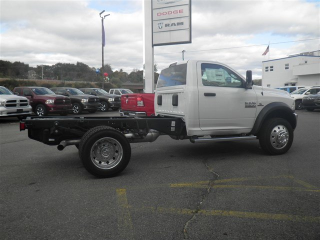 2018 Ram 5500 Regular Cab DRW 4x4,  Cab Chassis #N18264 - photo 4