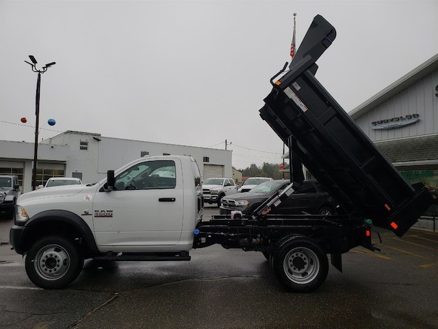 2018 Ram 4500 Regular Cab DRW 4x4,  Cab Chassis #N18265 - photo 4