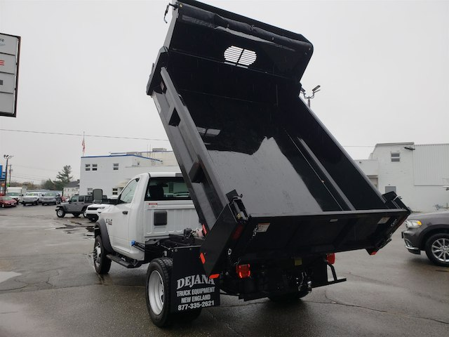 2018 Ram 4500 Regular Cab DRW 4x4,  Cab Chassis #N18265 - photo 5
