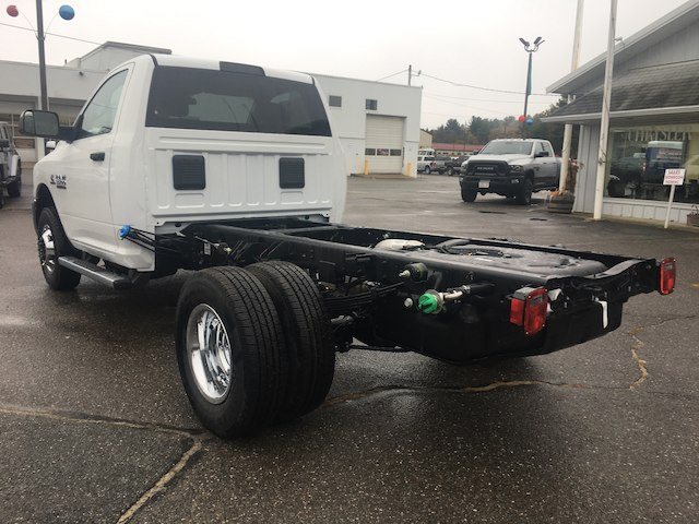 2018 Ram 3500 Regular Cab DRW 4x4,  Cab Chassis #N18294 - photo 2