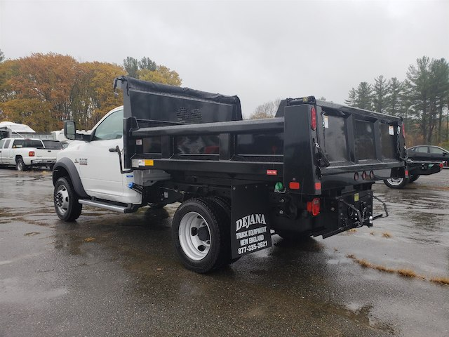 2018 Ram 5500 Regular Cab DRW 4x4,  Rugby Dump Body #N18300 - photo 2
