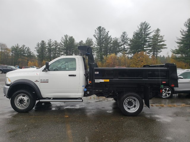 2018 Ram 5500 Regular Cab DRW 4x4,  Rugby Dump Body #N18300 - photo 3