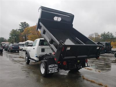 2018 Ram 5500 Regular Cab DRW 4x4,  Rugby Eliminator LP Steel Dump Body #N18300 - photo 7