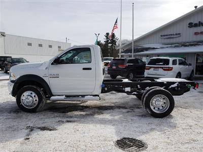 2018 Ram 5500 Regular Cab DRW 4x4,  Cab Chassis #N18304 - photo 3