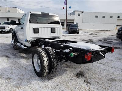 2018 Ram 5500 Regular Cab DRW 4x4,  Cab Chassis #N18304 - photo 2