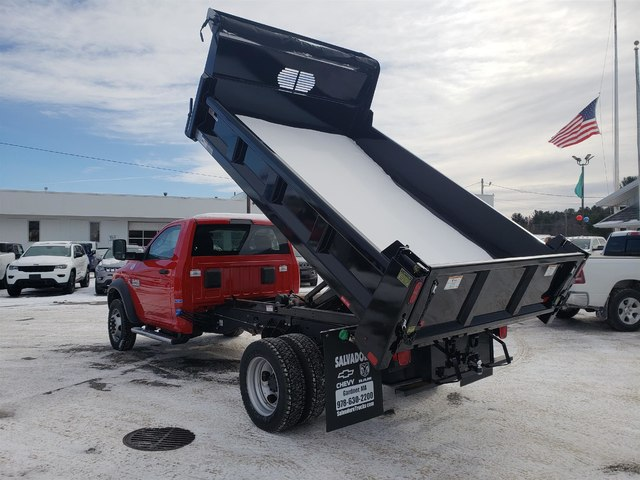 2018 Ram 5500 Regular Cab DRW 4x4,  Dump Body #N18308 - photo 5