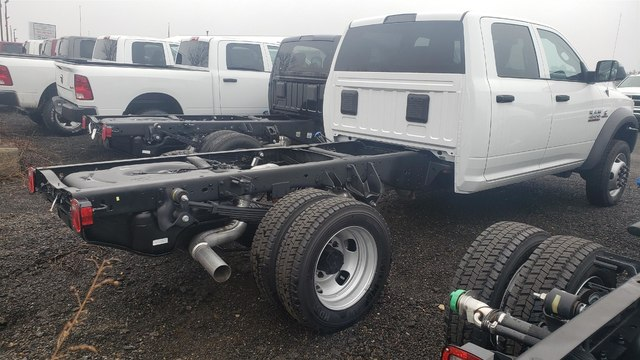2018 Ram 4500 Crew Cab DRW 4x4,  Cab Chassis #N18312 - photo 3