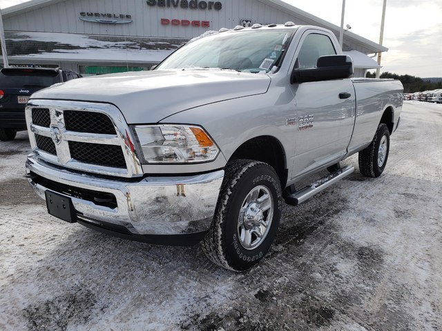 2018 Ram 3500 Regular Cab 4x4,  Pickup #N18317 - photo 1