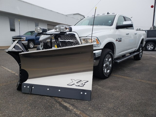 2018 Ram 2500 Crew Cab 4x4,  Fisher Pickup #N18318 - photo 1