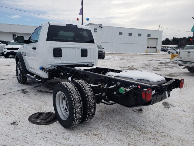 2018 Ram 5500 Regular Cab DRW 4x4,  Cab Chassis #N18321 - photo 2