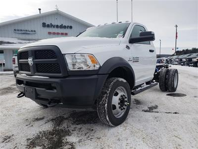 2018 Ram 5500 Regular Cab DRW 4x4,  Cab Chassis #N18321 - photo 1