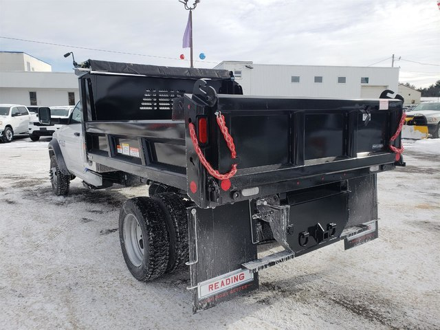 2018 Ram 5500 Regular Cab DRW 4x4,  Dump Body #N18329 - photo 2