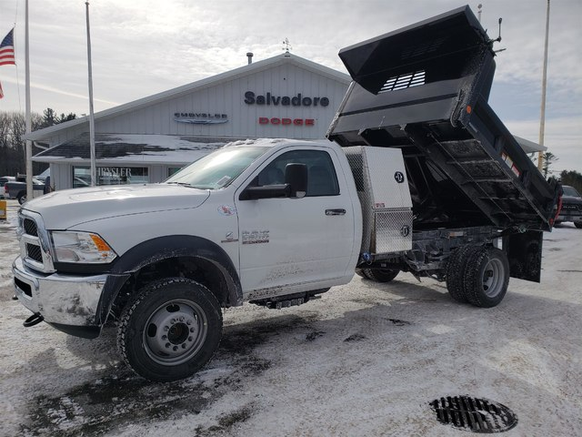 2018 Ram 5500 Regular Cab DRW 4x4,  Dump Body #N18329 - photo 4