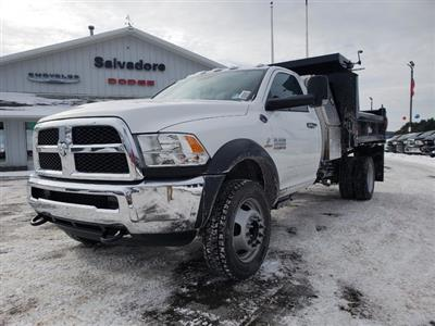 2018 Ram 5500 Regular Cab DRW 4x4,  Dump Body #N18329 - photo 1